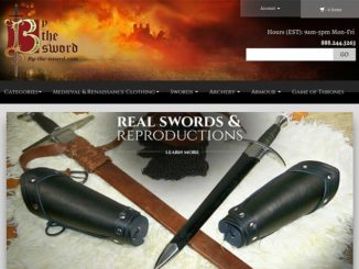 By The Sword store review