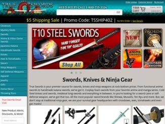 True Swords store review