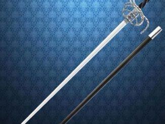 Brandenburg rapier sword review