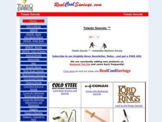 Toledo swords review