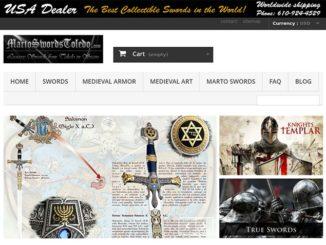 Marto Swords Store review