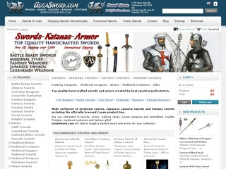 Get a sword review