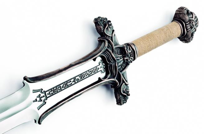 Albion Conan Atlantean sword