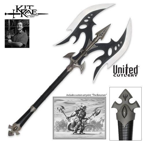Kit Rae Black legion axe review