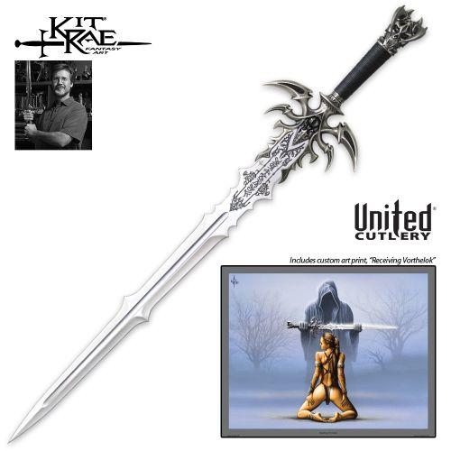 Kit Rae Vorthelok Sword