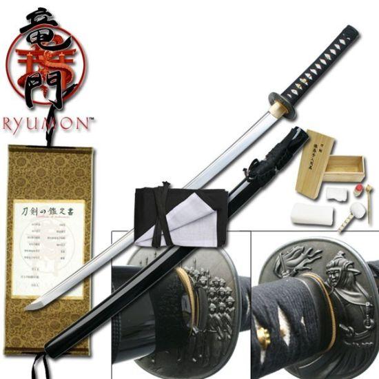 Ryumon 47 Ronin Katana RY-3049 Review | Sword Reviews