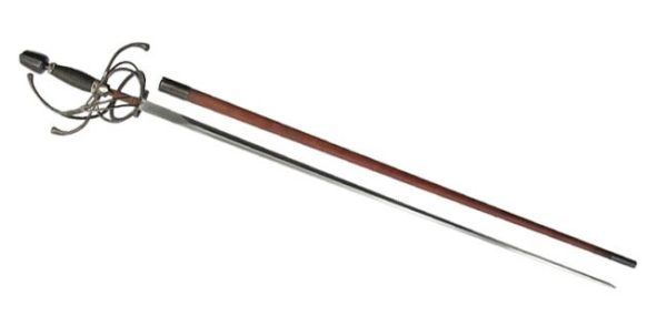 Hanwei Solingen Rapier Sword Review