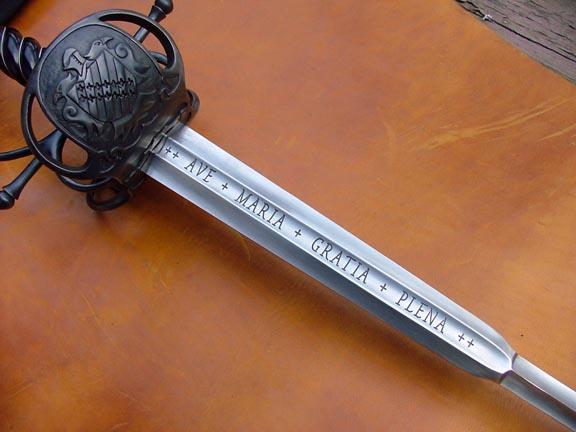 90th Anniversary Sword of Zorro by Albion