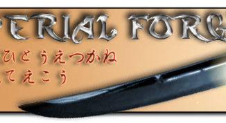 imperial forge katana swords review