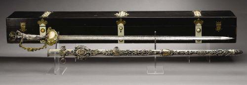 Ulysses S. Grant's Civil War Presentation Sword